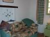 Le boudoir avec canapé