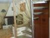 l'escalier & ses cordes
