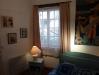 La chambre vue sur château