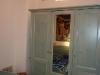 L'armoire de la chambre & son vitrail